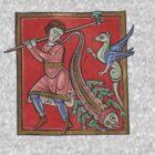 De medicina ex animalibus by Iaberius al-Karawan
