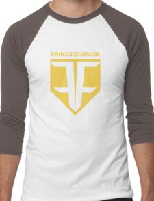 Fringe Division (Future Logo) Men's Baseball ¾ T-Shirt