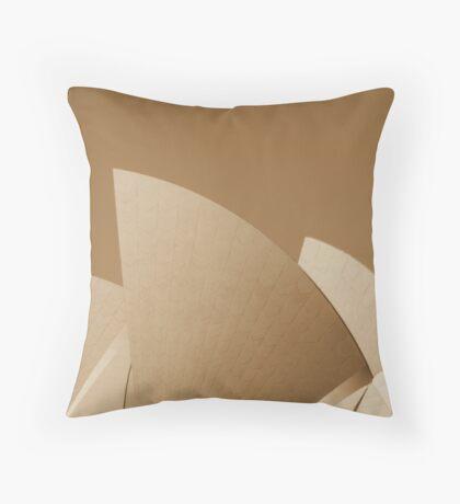 Sydney Sails Throw Pillow