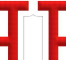 Fringe Division (Cap Logo) Sticker