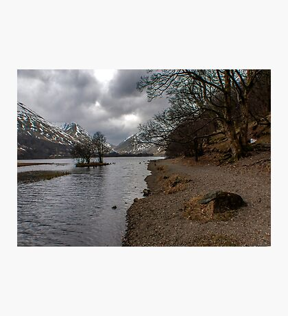 Brothers Water Shoreline Photographic Print