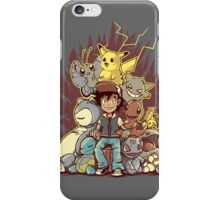 you win or game over iPhone Case/Skin