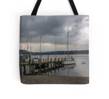 At The Jetty Tote Bag