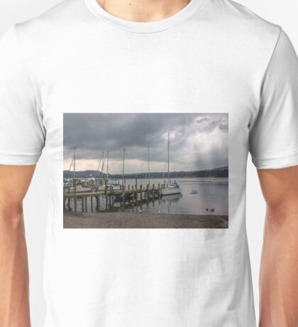 At The Jetty Unisex T-Shirt
