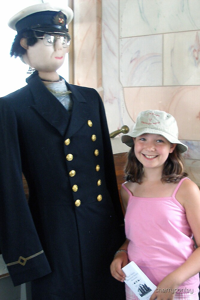 I like A man In Uniform by sherryconley