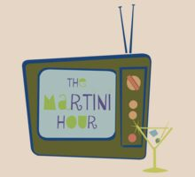 The Martini Hour by Karin  Hildebrand Lau
