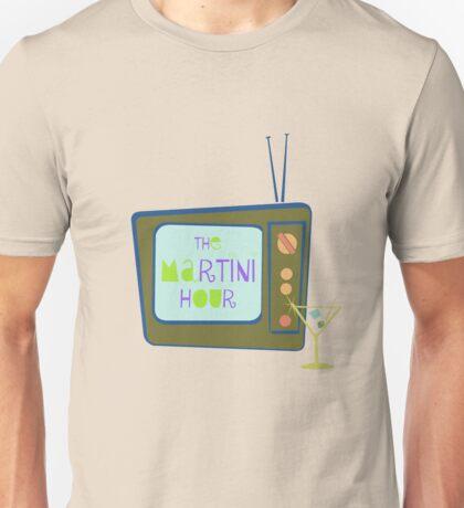 The Martini Hour Unisex T-Shirt