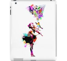 A Bird And The Violinist iPad Case/Skin