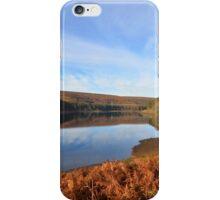 Derwent Water, Peak District National Park iPhone Case/Skin