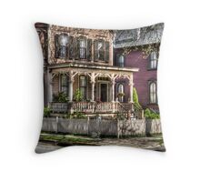 Country Victorian Throw Pillow