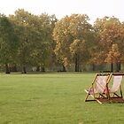 Green Park, London by zerogeewhiz