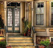 Victorian Detal by Mike  Savad