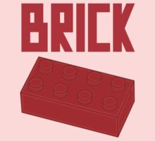 Red Brick Kids Tee