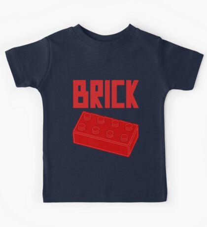 Red Brick Kids Tee