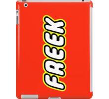 FREEK iPad Case/Skin
