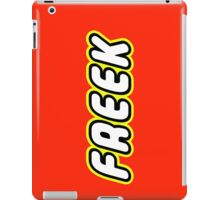 FREEK iPad Case/Skin