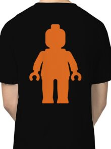 Minifig [Large Orange]  Classic T-Shirt