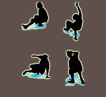 Breakdancing Group 2 Unisex T-Shirt