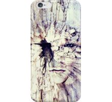 Bleak world of absent law iPhone Case/Skin