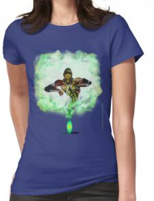 genie isolated Womens Fitted T-Shirt