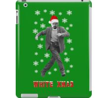 Walter White Xmas iPad Case/Skin