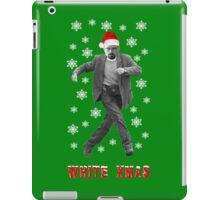 Walter White Xmas iPad Case/Skin