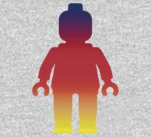 Minifig [Rainbow 2] Kids Clothes