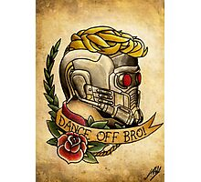 Star Lord Tattoo Parlor Photographic Print