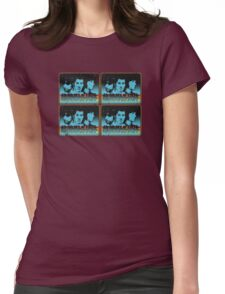 Let's Be Bad Guys (Jayne T-Shirt) Womens Fitted T-Shirt