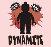 Dynamite Minifigure Kids Clothes