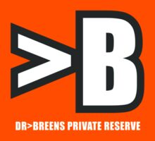 Doctor Breen 'B' logo Kids Clothes