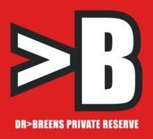 Doctor Breen 'B' logo One Piece - Short Sleeve