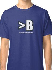 Doctor Breen 'B' logo Classic T-Shirt
