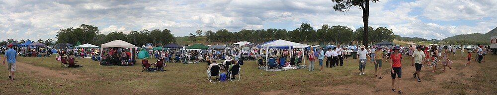 Jazz In The Vines 2007 by rossco