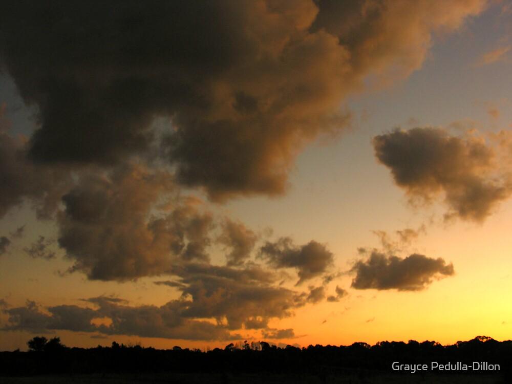 Refuge Sunset by Grayce Pedulla-Dillon