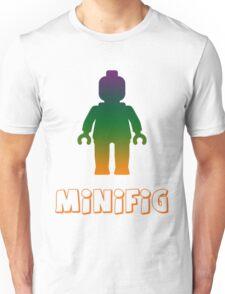 Minifig [Rainbow 3]  T-Shirt