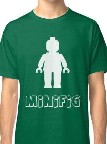 Minifig [White] Classic T-Shirt