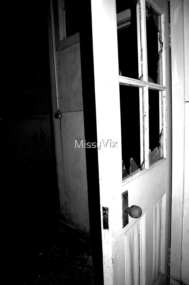 Darkness by MissyVix