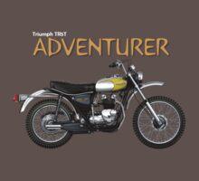 Triumph TR5T Adventurer by Tony  Newland