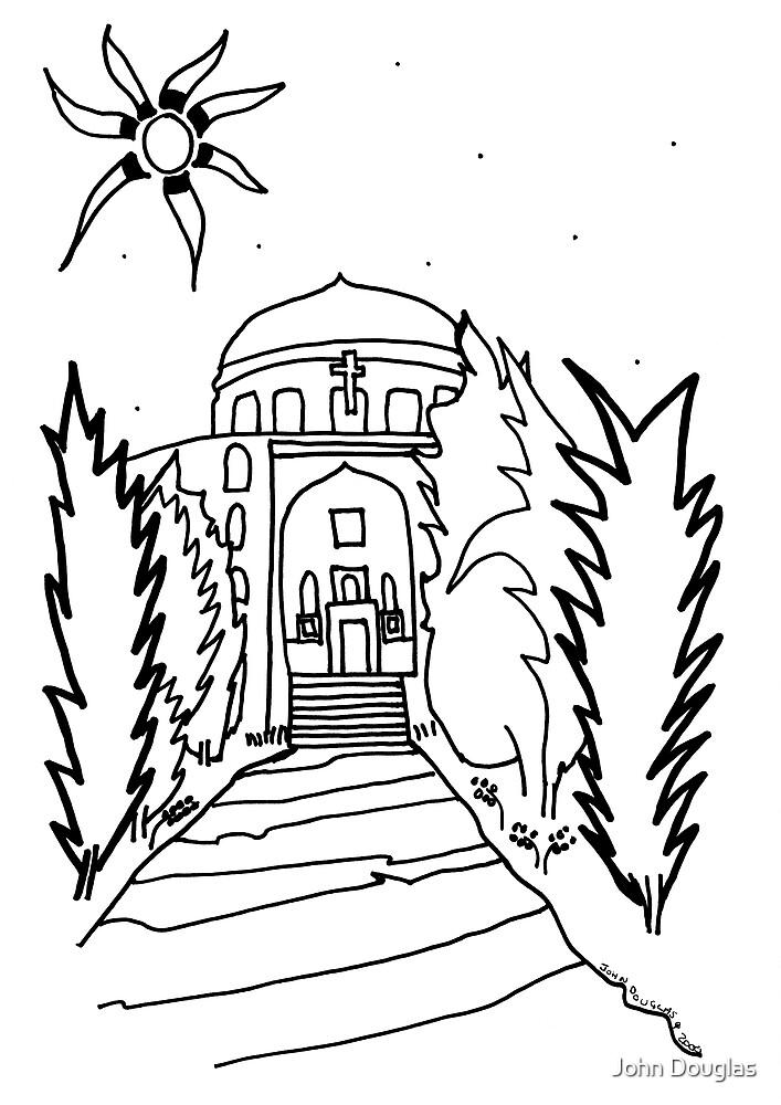 Tomb Pakistan by John Douglas