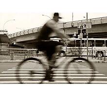 An Henri Cartier-Bresson Moment... Photographic Print
