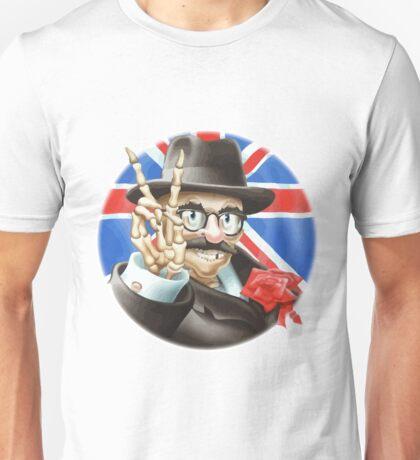 Dead Head In England Unisex T-Shirt