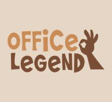 Office Legend by jazzydevil