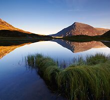 Mountain Mirror by Jeanie