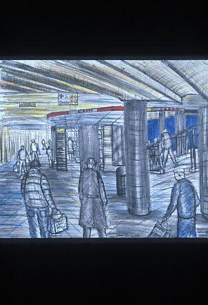 34th Street Train Station by Enrico Thomas
