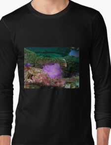 Anemone in current Long Sleeve T-Shirt