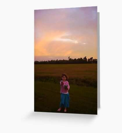 Come and Play With Me! Greeting Card