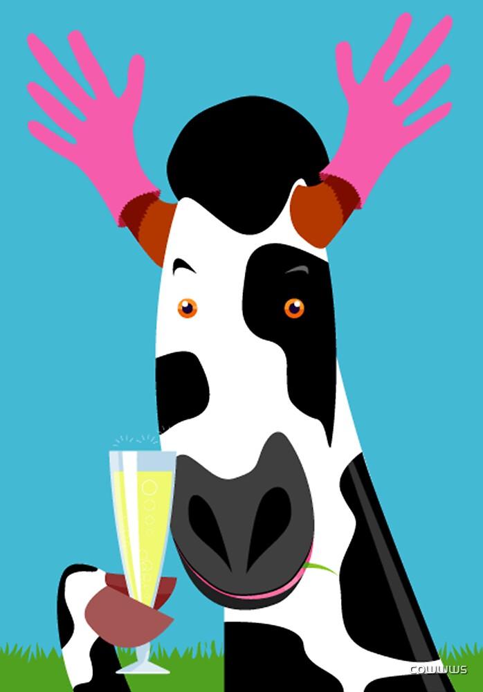 Xmas Cowww by cowwws