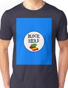 BLOCK HEAD Unisex T-Shirt