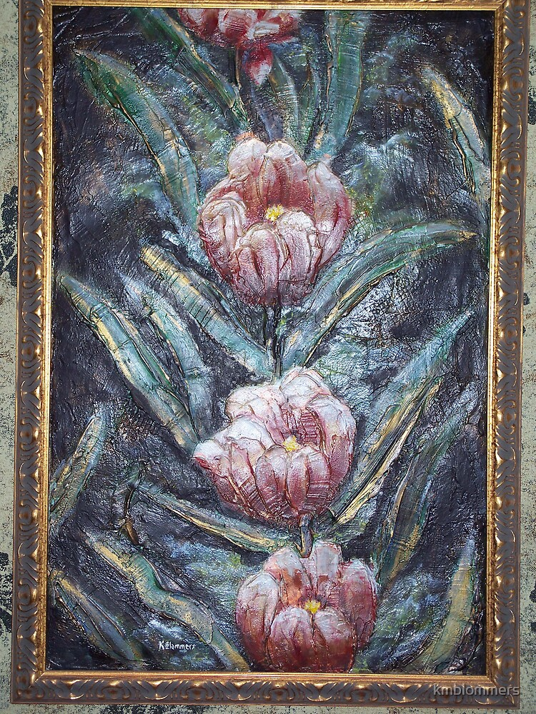 Tulips by kmblommers